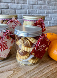 (A-GIFT) 3 BABY TUBS OF CNY COOKIES (WITH GIFT PAPER BAG)