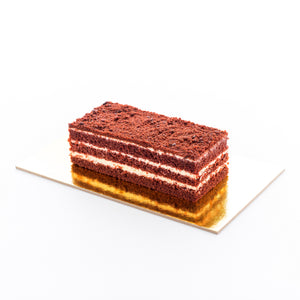 Red Velvet Bar Cake (16cm by 7cm)