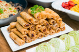(SA21) FRIED SPRINGROLLS - VEGETARIAN (20/40 PC)