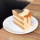(C09) THAI MILK TEA CAKE