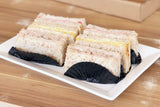 (SA08) MINI WHOLEMEAL SANDWICHES (HEALTHIER VERSION)
