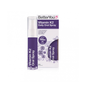 BetterYou Vitamin K2 Daily Oral Spray 25ml