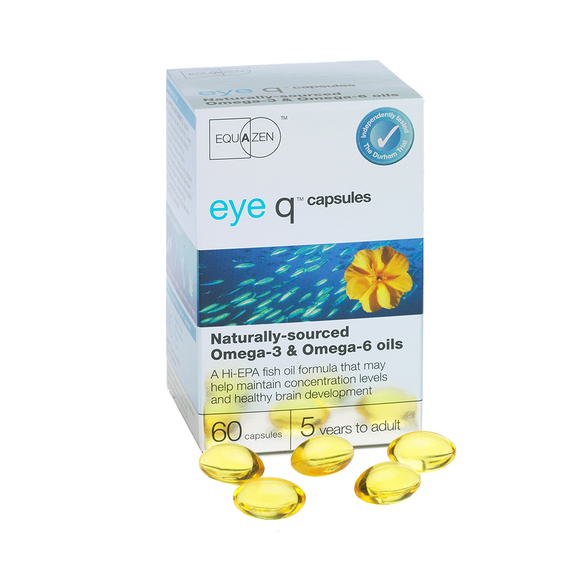 Eye Q 800mg Tablets 60s