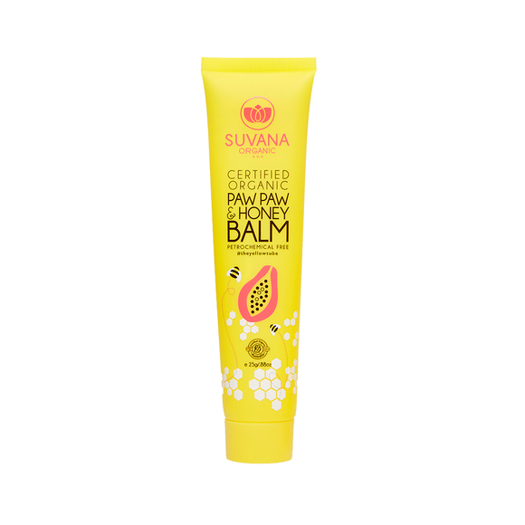 Suvana Paw Paw & Honey Balm 25g
