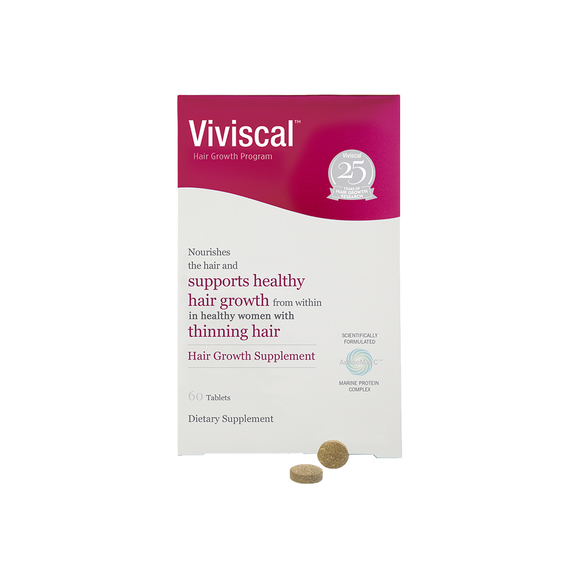 Viviscal Womens Hair Supplement 60's