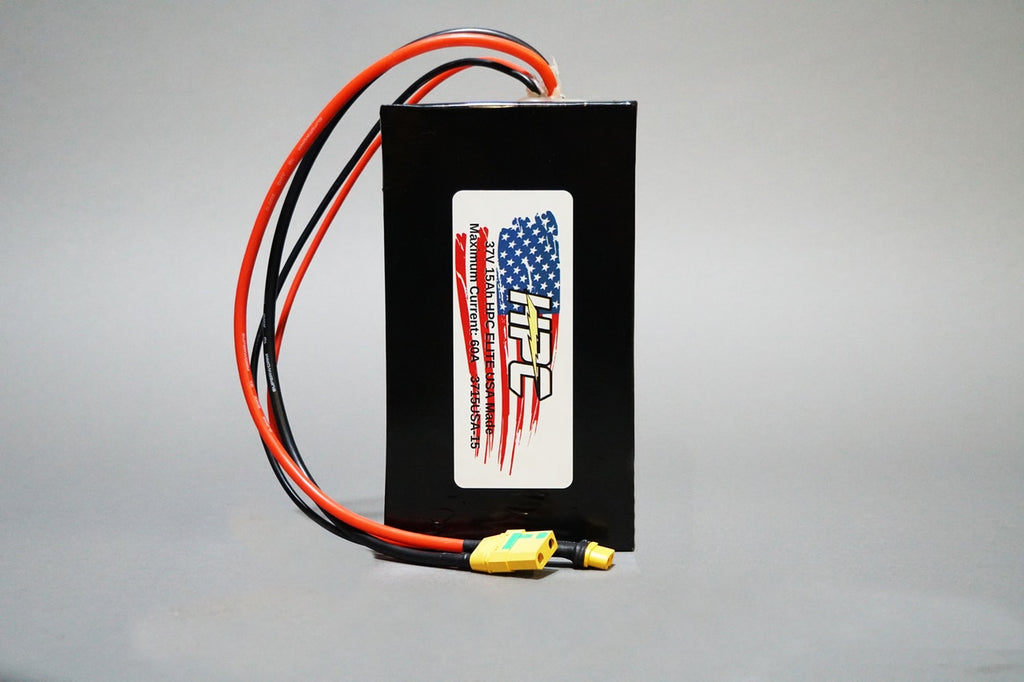 NEW! 37V 15Ah ELITE USA MADE Battery System