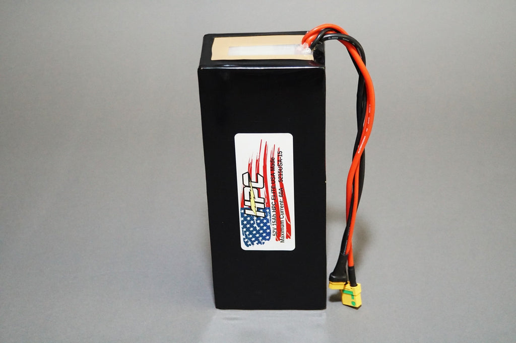 NEW! 52V 15Ah ELITE USA MADE Battery System
