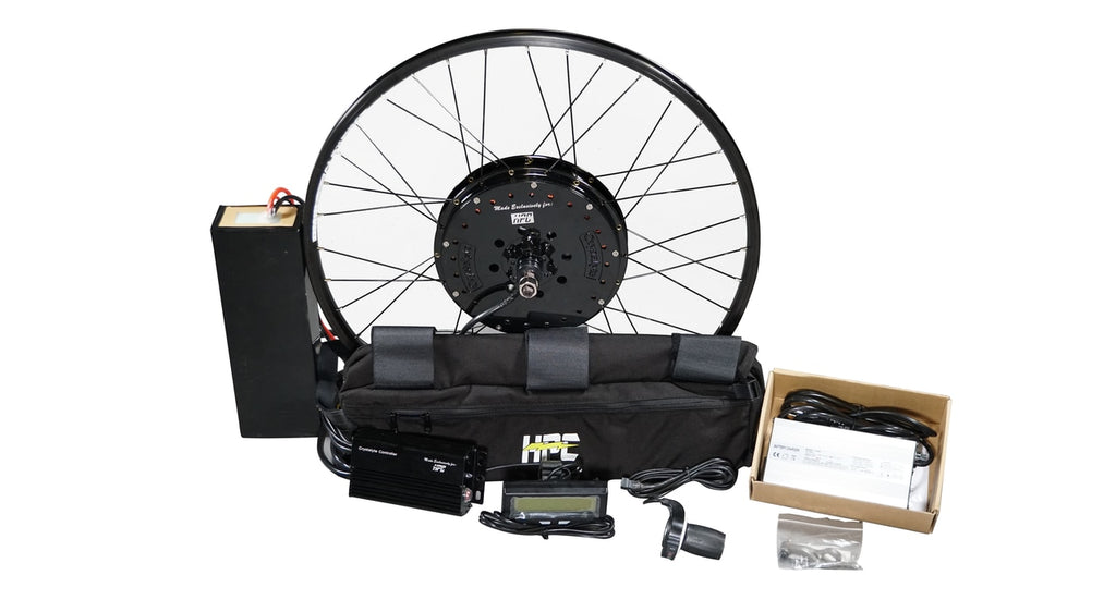 High Performance Hub Motor Conversion Kit