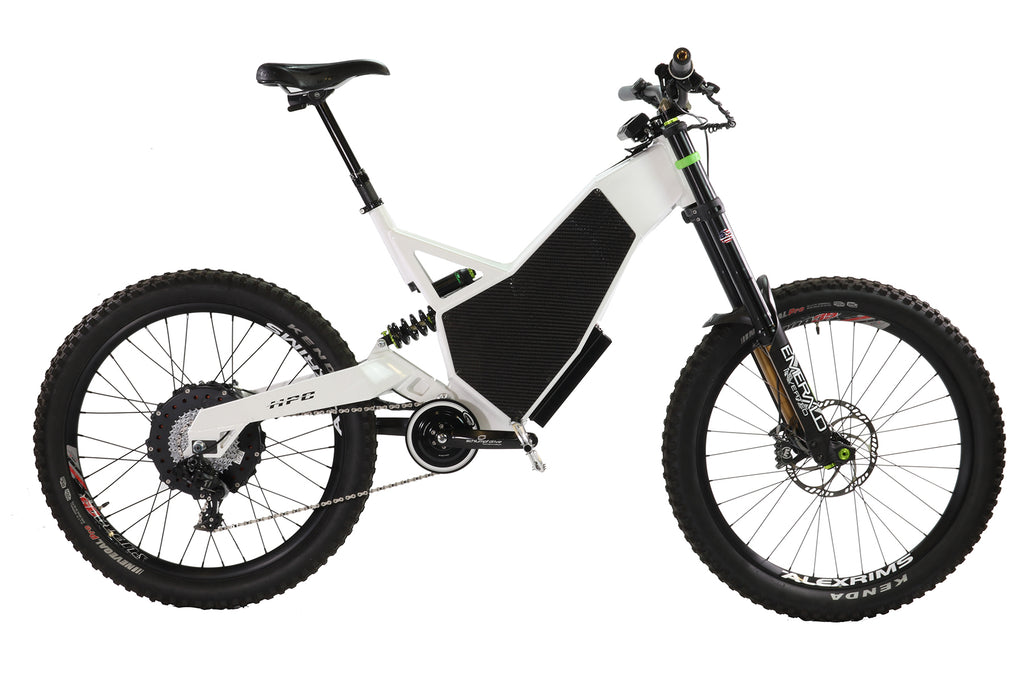 High Performance Electric Bikes Made in the USA