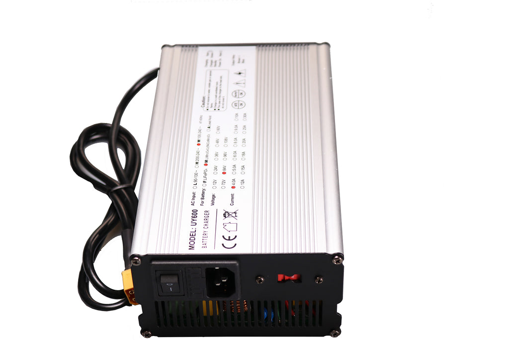 84v 23S Intelligent Lithium Smart Charger (96.6V Output)