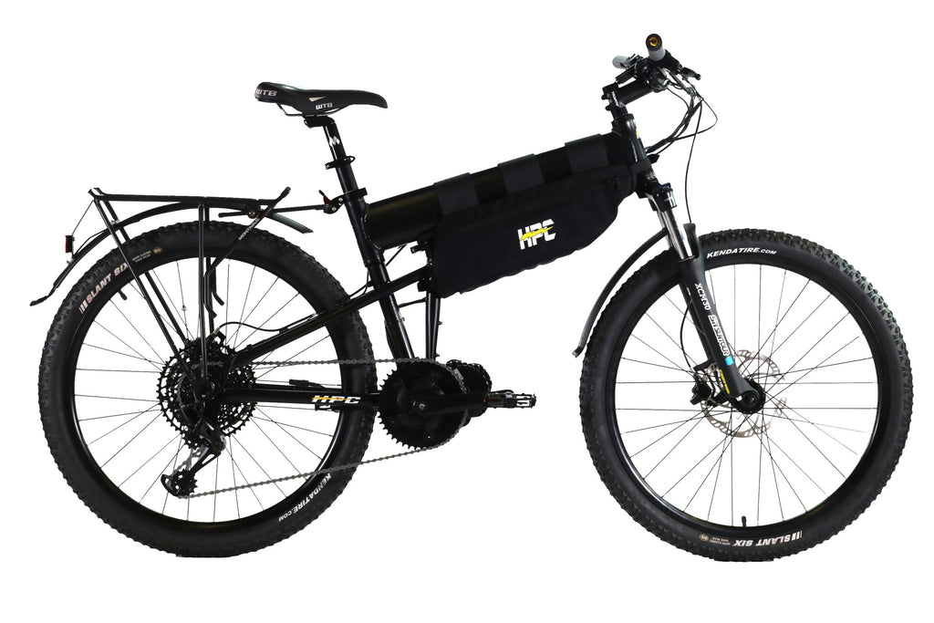 2000W Recon-M High Performance Folding Bike (Upgraded battery!)
