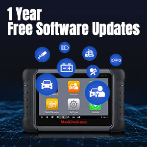 1 Year Free Software Update