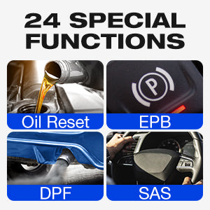 im508 have 24 Special Functions