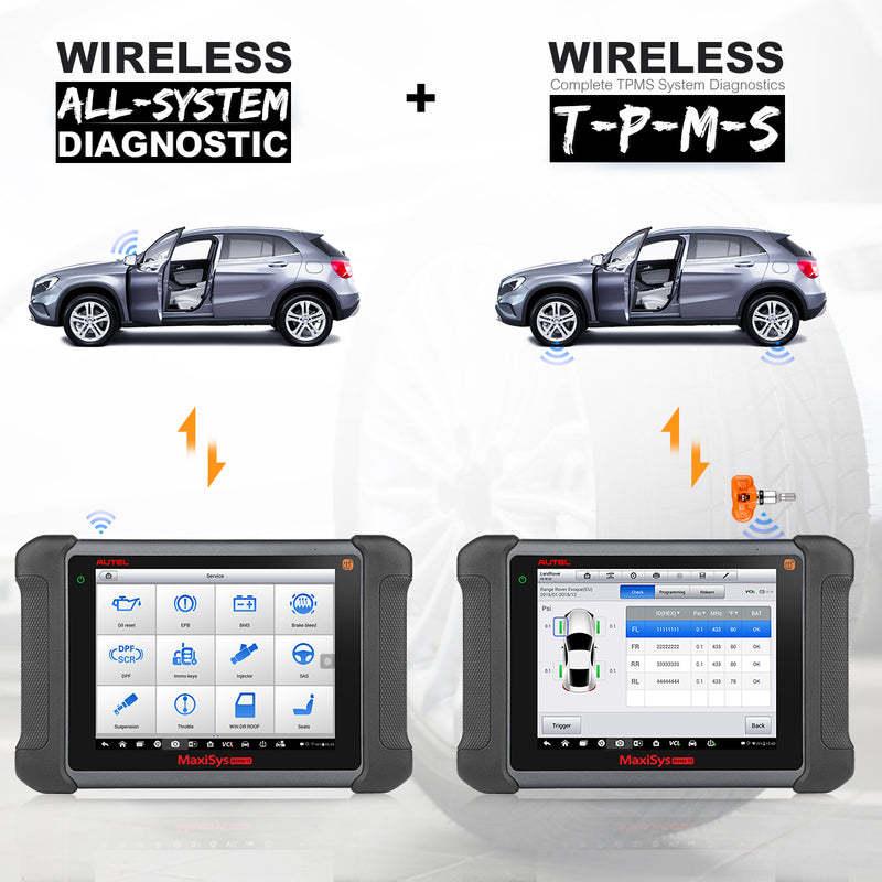 autel ms906ts diagnostic scanner