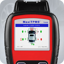 ts508k diagnostic tpms health conditon