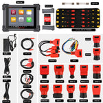 autel maxisys cv package content