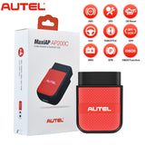 Autel MaxiAP AP200C OBD2 Scan Tool for Android & iOS, (1996 and newer all vehicles)