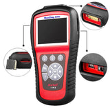 Autel MD802 Scanner Interface