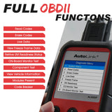 autel al609p full obd functions