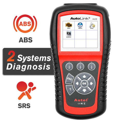 Autel AL619 2System Diagnostic