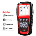 Autel AL619 4 Main Functions
