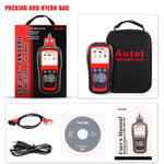 Autel Maxidiag MD805 Complete Package