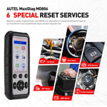 Autel MD806 Scanner Special Services