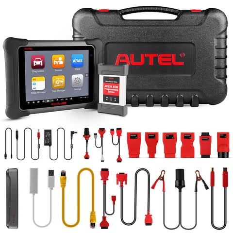 Autel Maxisys Elite Complete Package