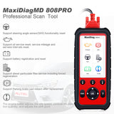 autel md808 pro main functions