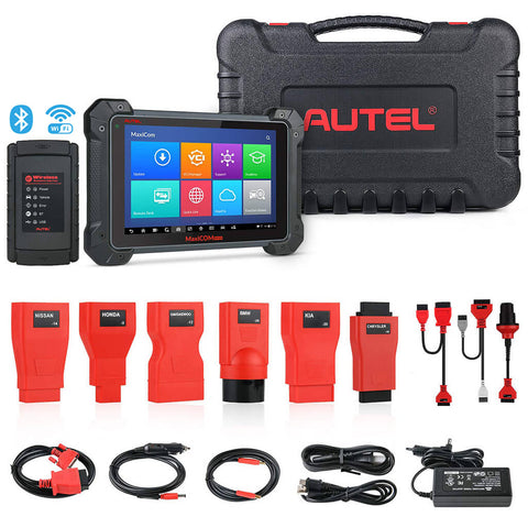 autel mk908 bluetooth car diagnostic tool