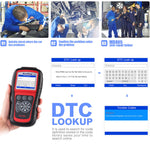 autel ms805 dtcs lookup