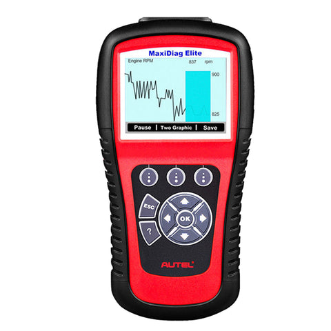 Autel md802 obd2 scanner