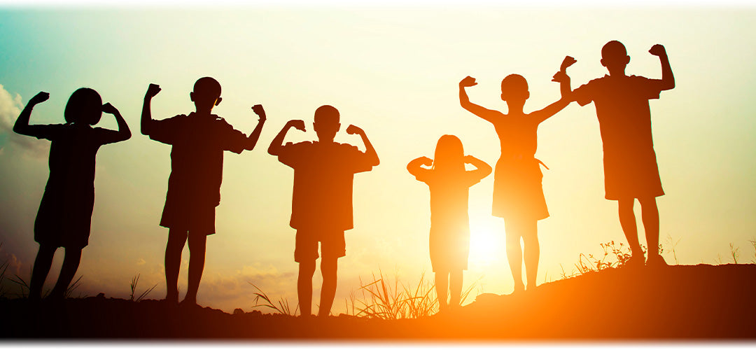 Simple steps to improve the health of your children
