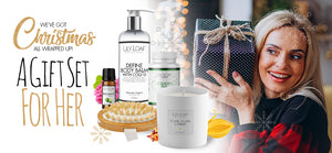 A gift for her, pampered the lady in your life, relax and enjoy special times