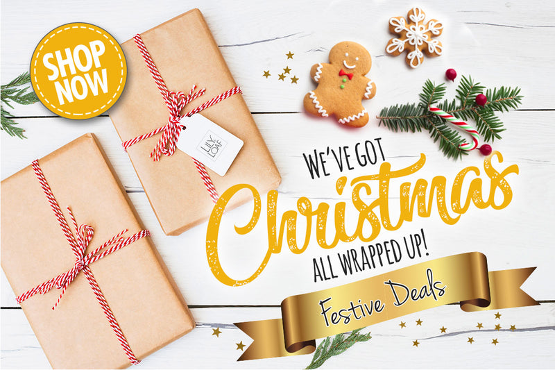 Festive, christmas, presents, offers, deals, loved ones, partners, family