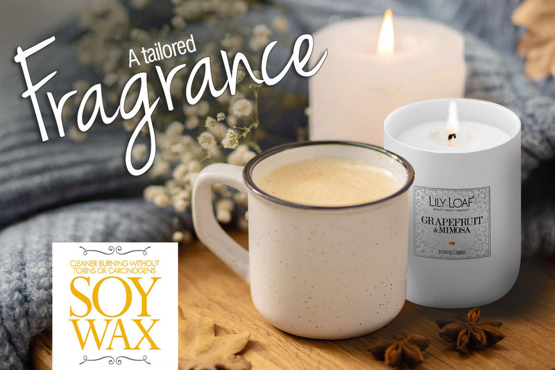 interested in aromatherapy, soy wax candles can be a great way to make the most of the therapeutic properties provided by the scents and fragrances of essential oils. Soy Wax
