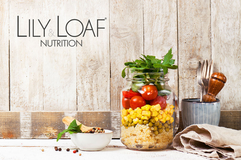 Lily & Loaf Nutrition, powerful nutritional formulas