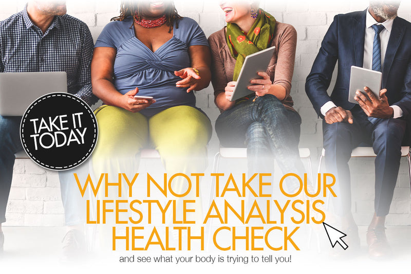 Take a lifestyle analysis, free body health check