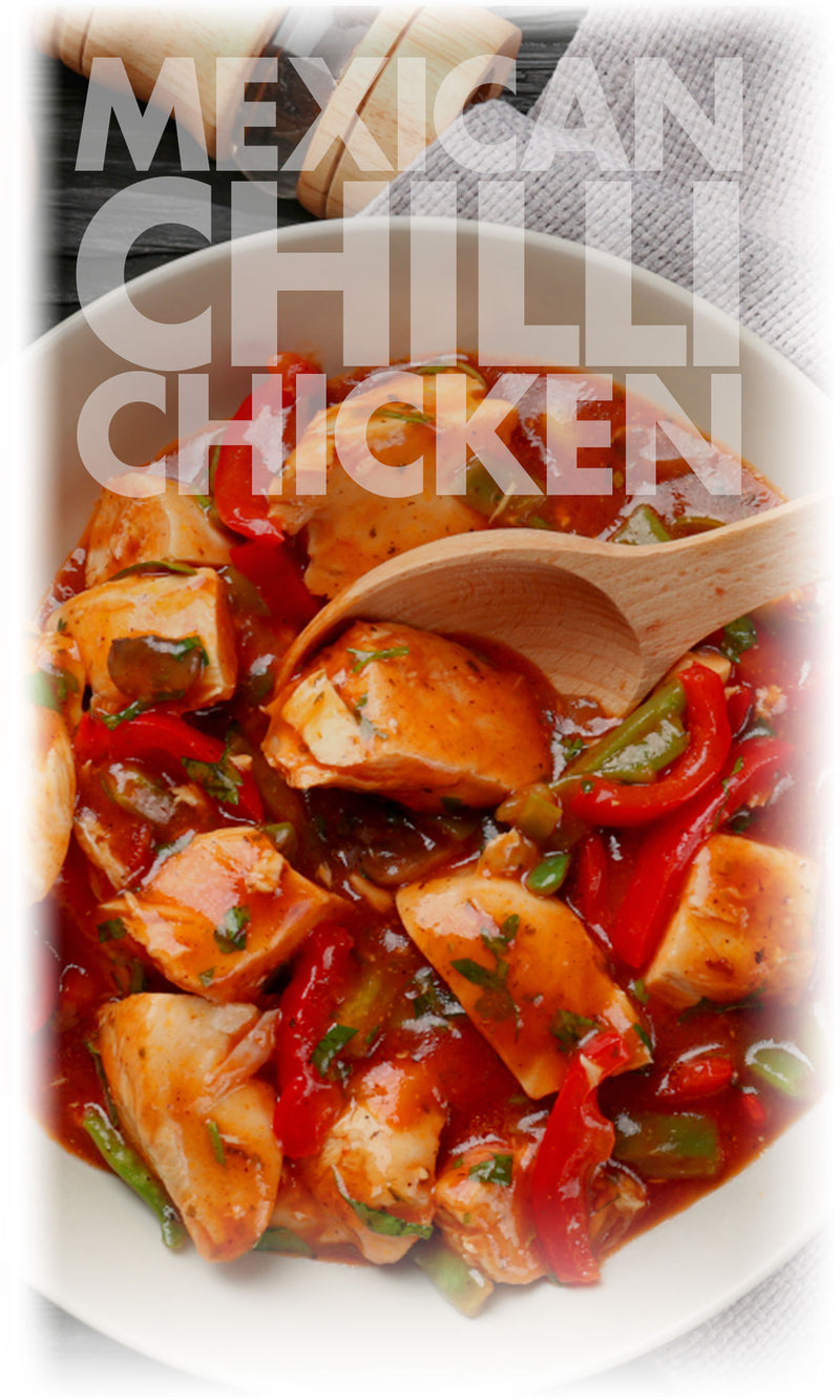 Mexican Chilli Chicken