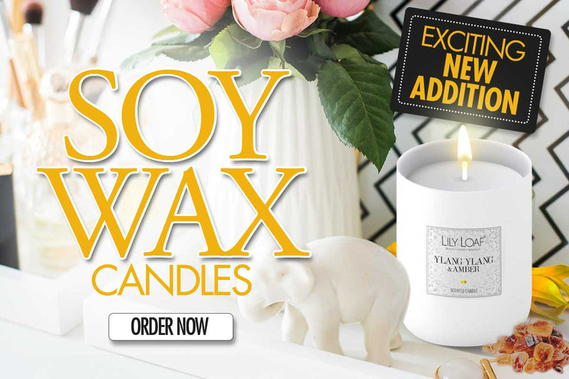 SOY WAX, Home candles, tealights, oil burners, relaxing lifestyle