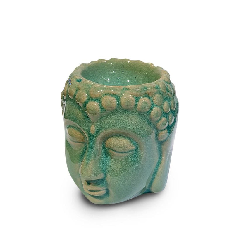 Lily and Loaf - Buddha Burner - Blue - Accessories