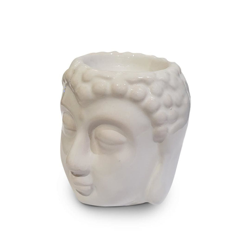 Lily and Loaf - Buddha Burner - White - Accessories