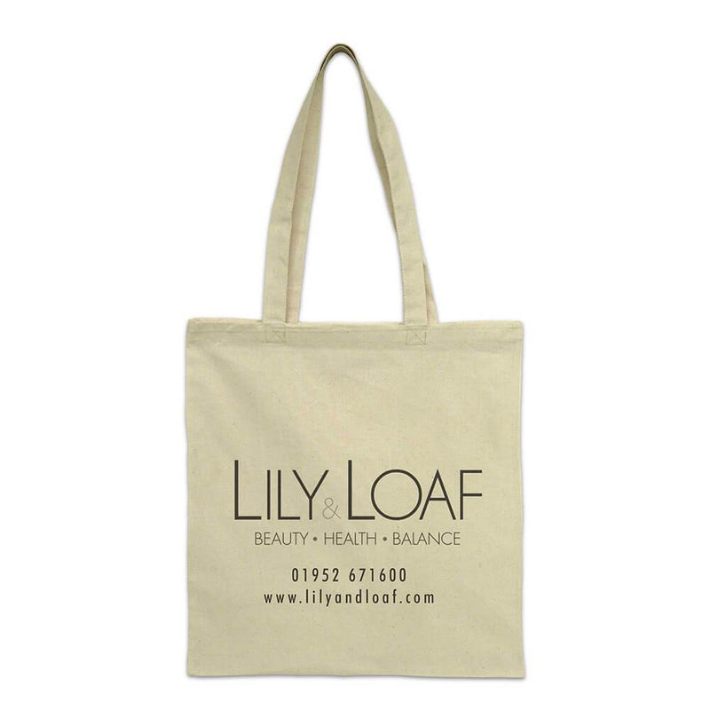 Lily and Loaf - Canvas Bag - Accessories