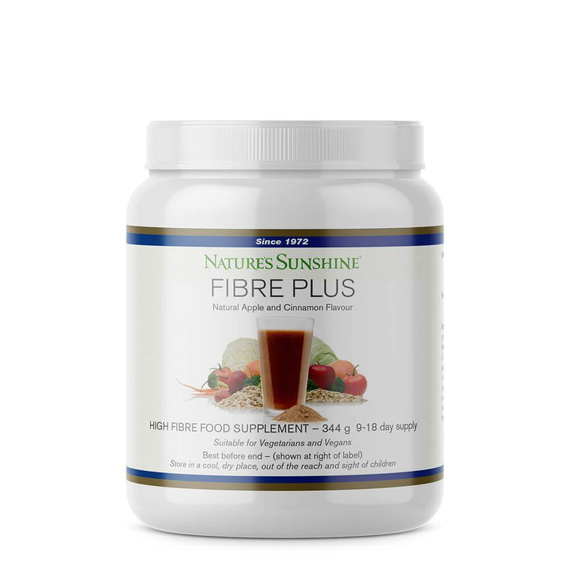 Natures Sunshine - Fibre Plus (344g) - Powder