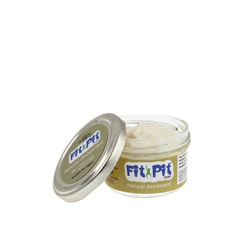 Fit Pit - Fit Pit Man – Natural Deodorant (25ml/100ml) - Skincare