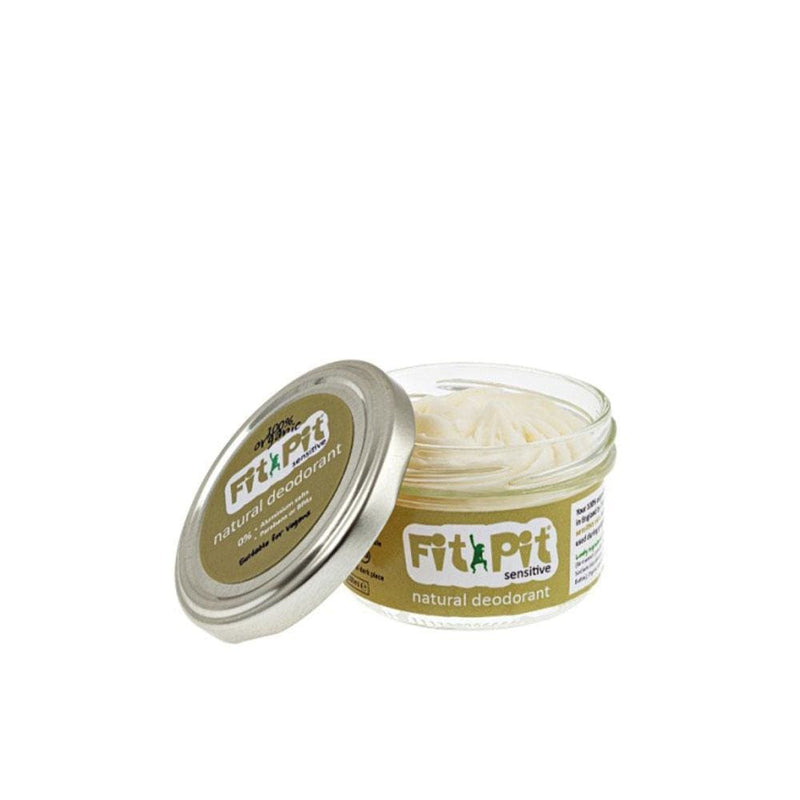 Fit Pit - Fit Pit Sensitive – Natural Deodorant (25ml/100ml) - Skincare