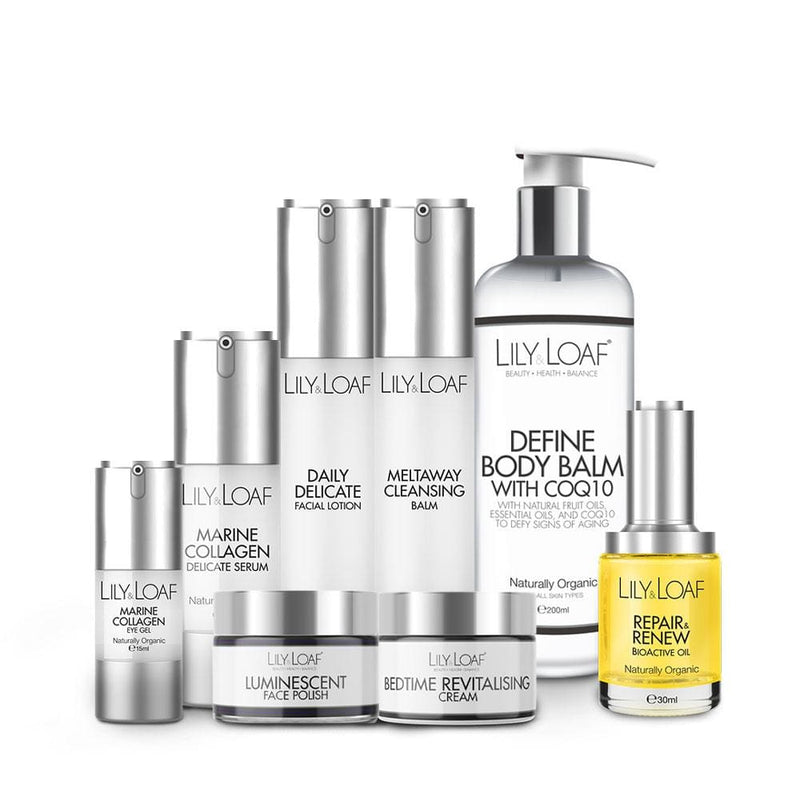 Lily and Loaf - Full Skincare Collection (Organic) - Skincare Bundle