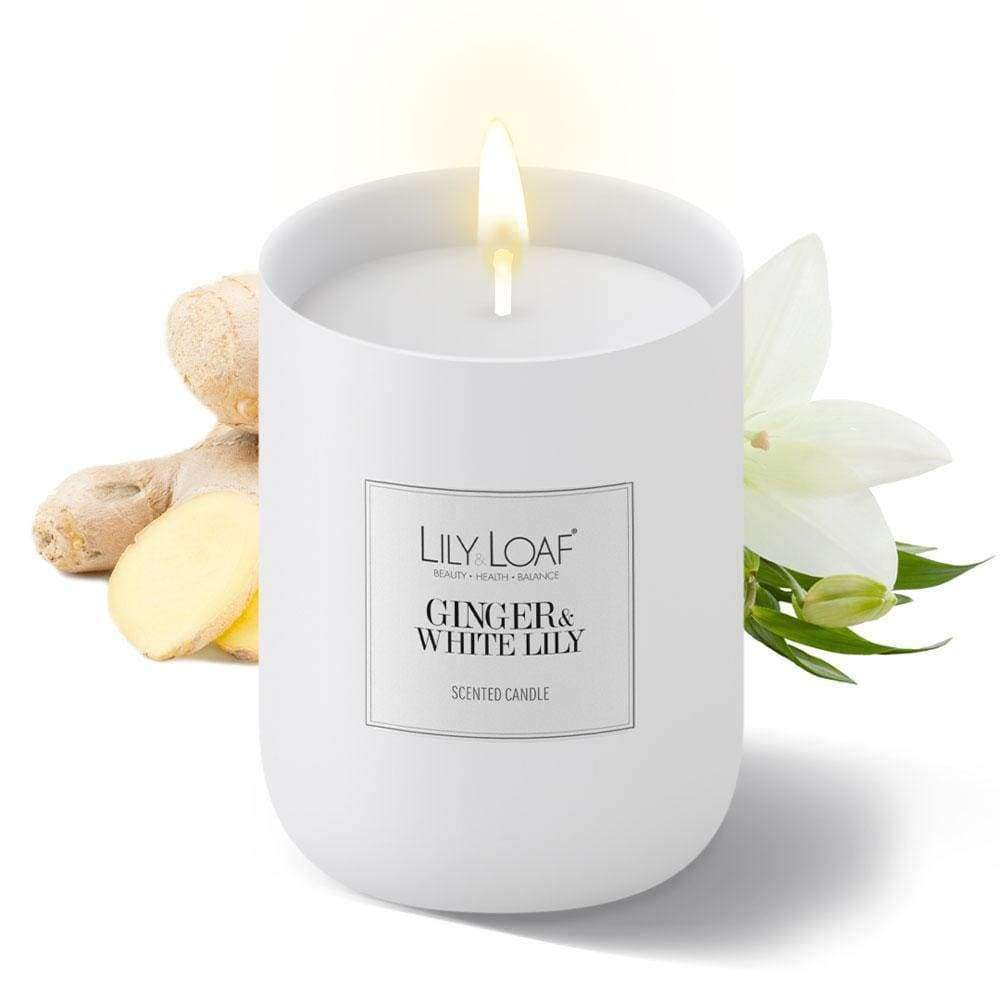 Lily & Loaf - Ginger & White Lily Candle - Accessories