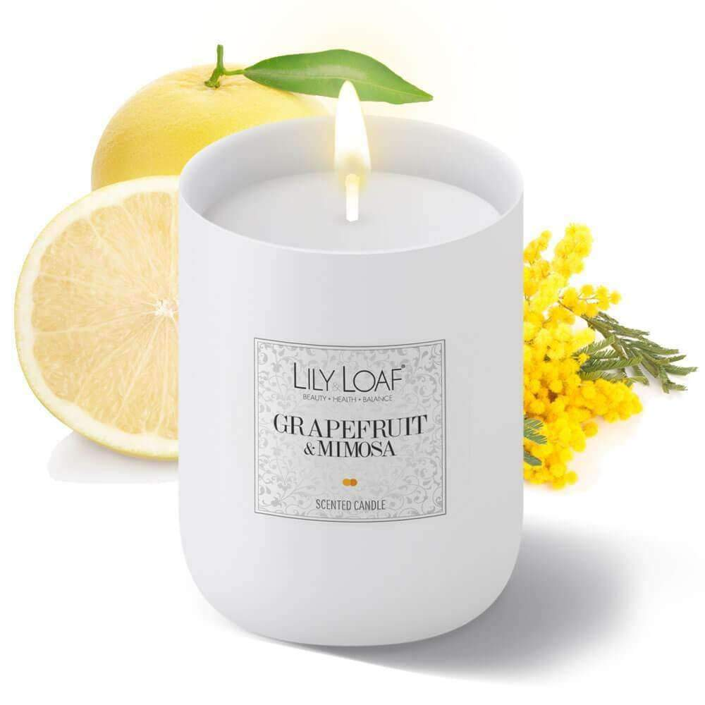 Lily & Loaf - Grapefruit & Mimosa Candle - Accessories