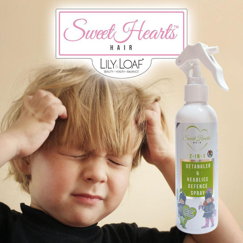 SweetHearts Hair - Hair Detangler & Head Lice Defence 200ml - Liquid